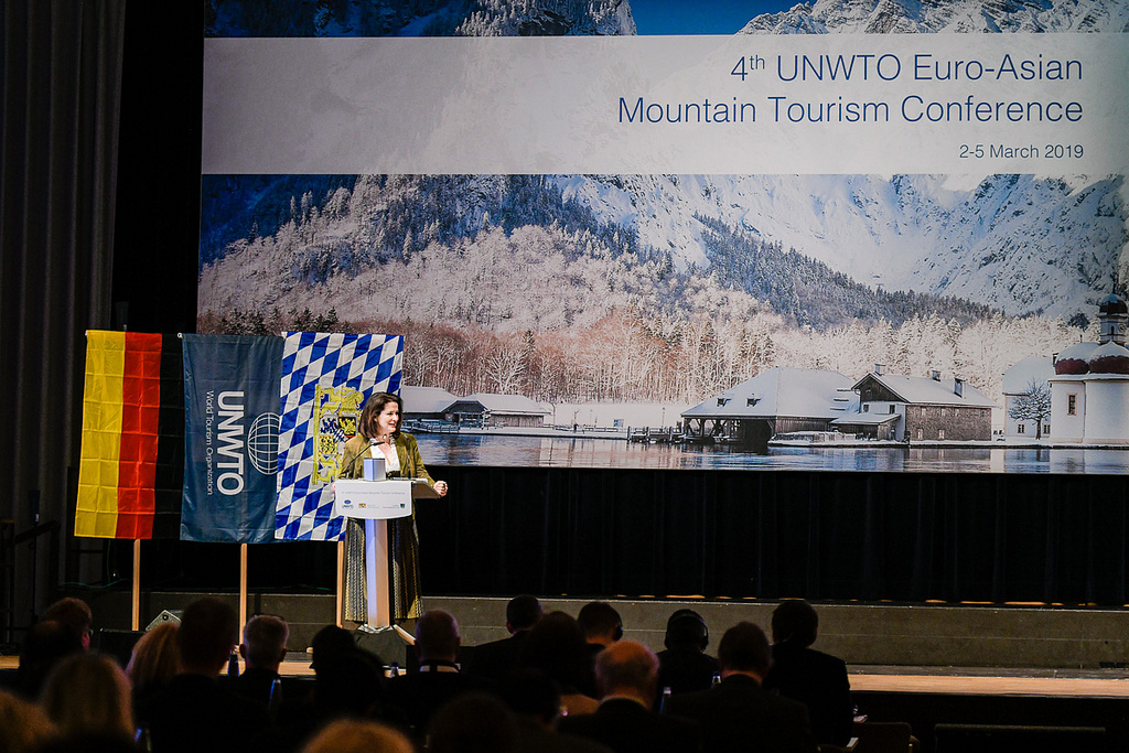 Internationale Berg-Tourismuskonferenz der UNWTO